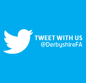 Tweet With Us @DerbyshireFA