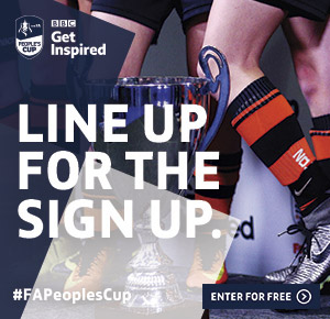Sign up for The People's Cup 2018