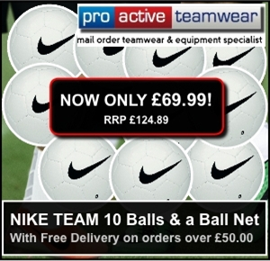 Nike ProActive Footballs