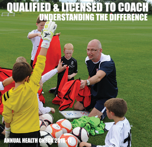 Qualified & Licensed to Coach