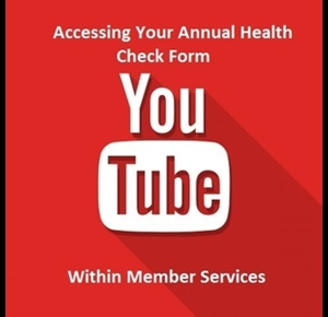 YouTube AHC Form Access