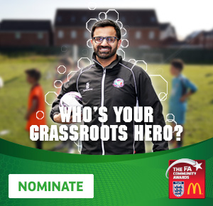 Nominate your grassroots hero!