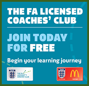 The FA Licensed Coaches' Club, Join Free Today