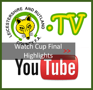Watch County Cup Final Highlights on LRCFA TV