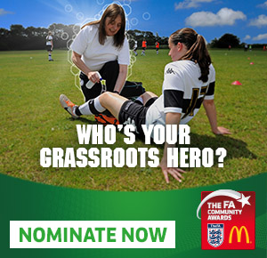 The FA Community Awards - Nominate now