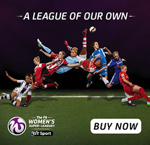 A league of our own - FAWSL