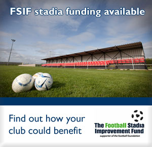 Click here to learn about the Football Stadia Improvement Fund