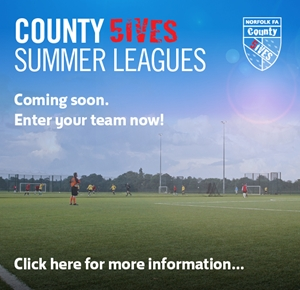 County 5IVES Summer Leagues