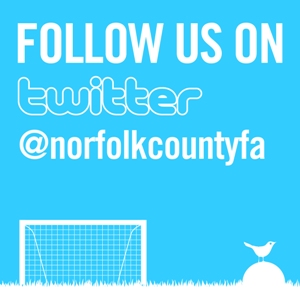 Follow us on Twitter @NorfolkCountyFA