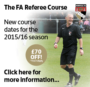 Basic Referees Course