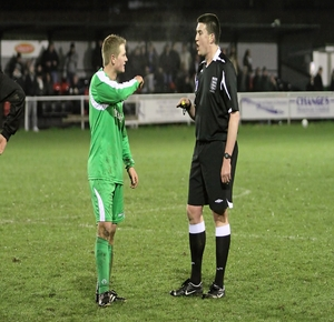 Get Into Refereeing