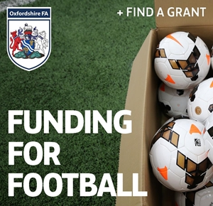 Funding for Football