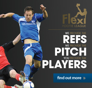 Click here to find out more about Flexi Footie Leagues