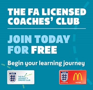 New Licensed Coaches