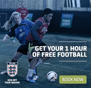 Get your one hour of free football