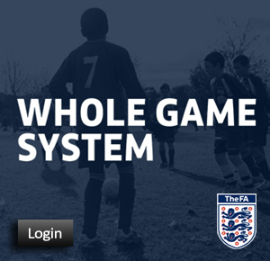 Login to the Whole Game System