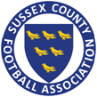 Sussex County Football Association Logo